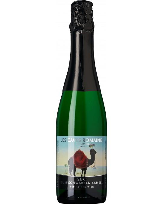 """Sparkling Wine - """"Zum Schwarzen Kameel"""" 0,375l"""