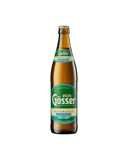 Gösser Naturgold alkoholfrei 0,5l
