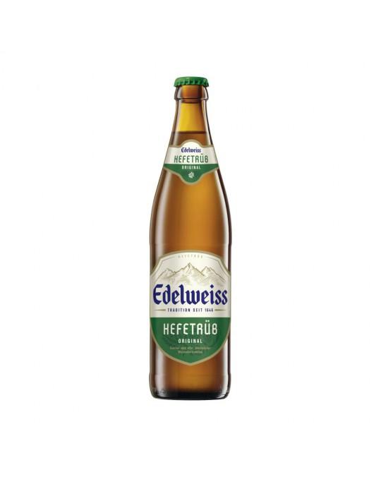Edelweiss Weizenbier Hefetrüb 0,5l