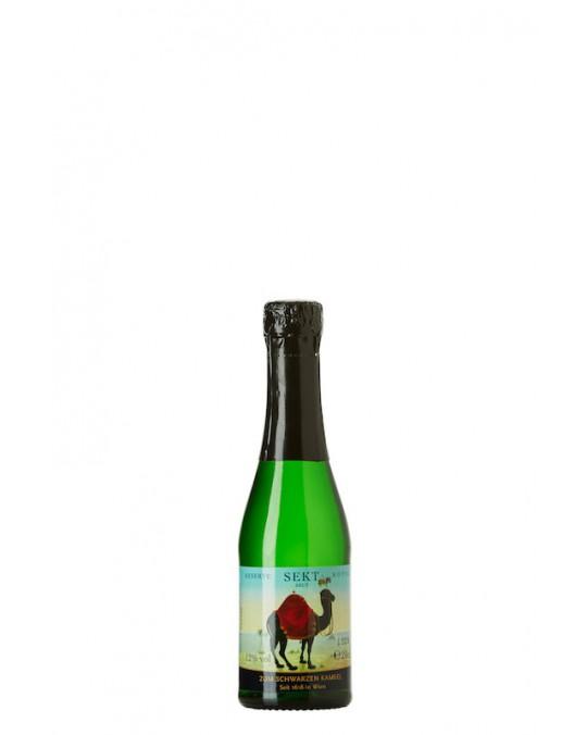 """Piccolo Sparkling Wine """"Zum Schwarzen Kameel"""" - Inführ, Klosterneuburg - 0,2l"""
