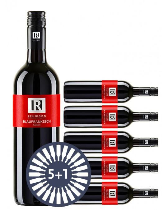 Special 5+1 Reumann Blaufränkisch Classic 0,75