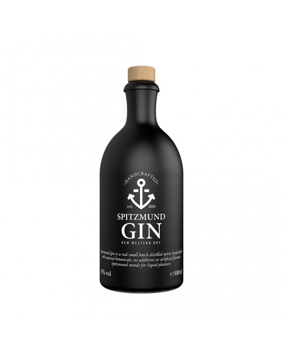 Spitzmund New Western Dry Gin 0,5l