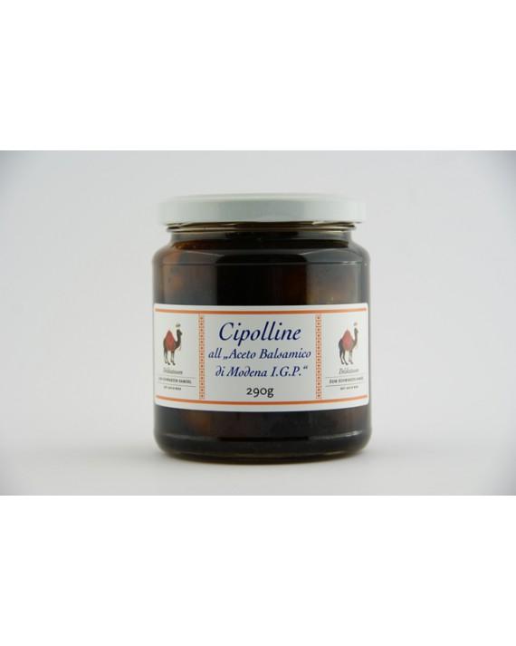 Cipoline di Balsamico 290g