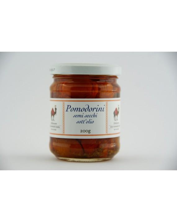 Pomodori Semi Secchi 200g