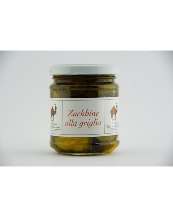 Zucchini griglia 190g