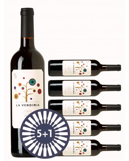 Aktion 5+1 Rioja La Vendimia - Alvaro Palacios 2013