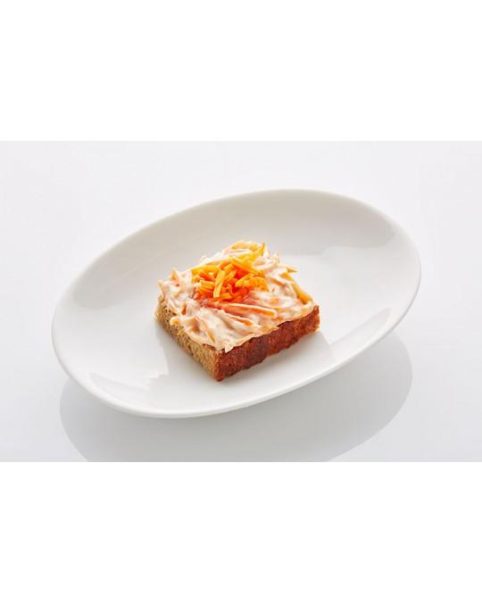 Schwarzbrot Karotten-Orangen-Ingwer Aufstrich kl.