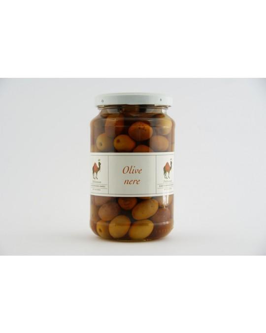 Olive nere 350g