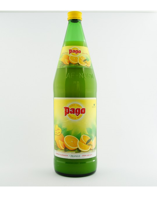 Pago Orangensaft 1l