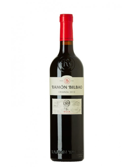Rioja Crianza - Bodegas Ramon Bilbao 2013